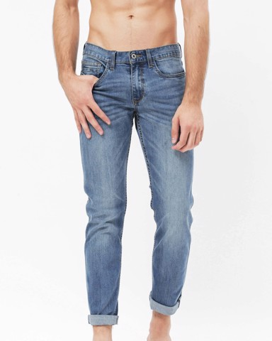 QUẦN NAM HARRY SLIM FIT JEANS