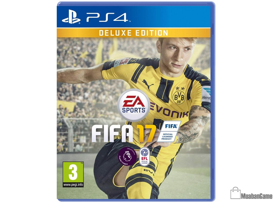 FIFA 2K17 Deluxe Edition