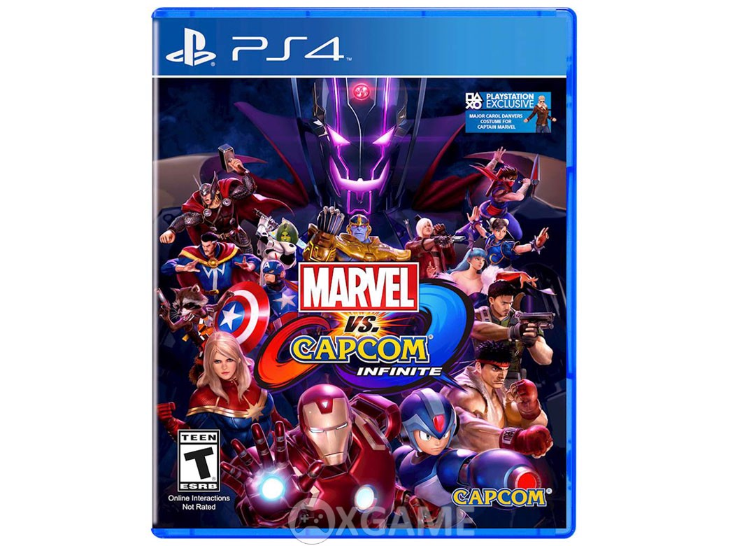 Marvel vs. Capcom: Infinite [2ND]