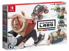 Bộ Nintendo Labo Toy-Con 03 Vehicle Kit