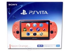 Máy PSVita 2K Orange-Box 32GB-Hacked-LikeNew