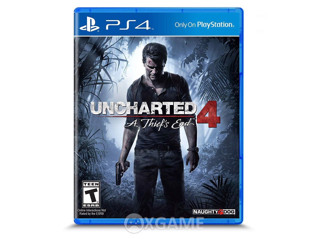 Uncharted 4: A Thiefs End - 2ND