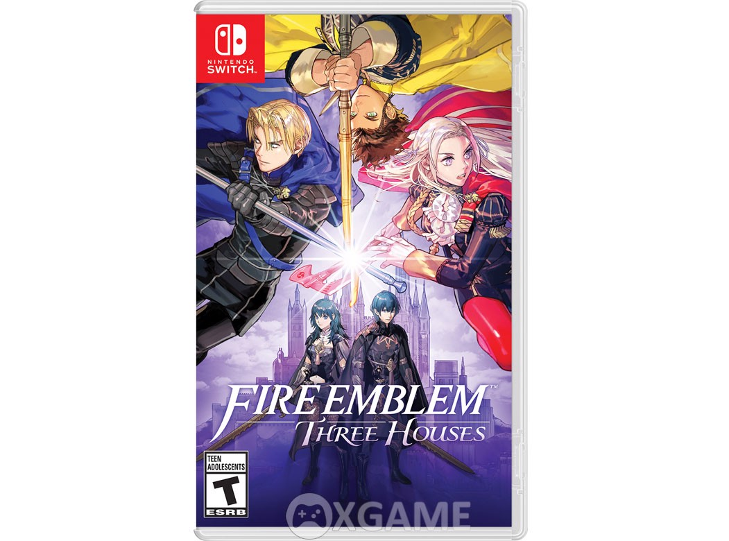 Fire Emblem: Three Houses-US