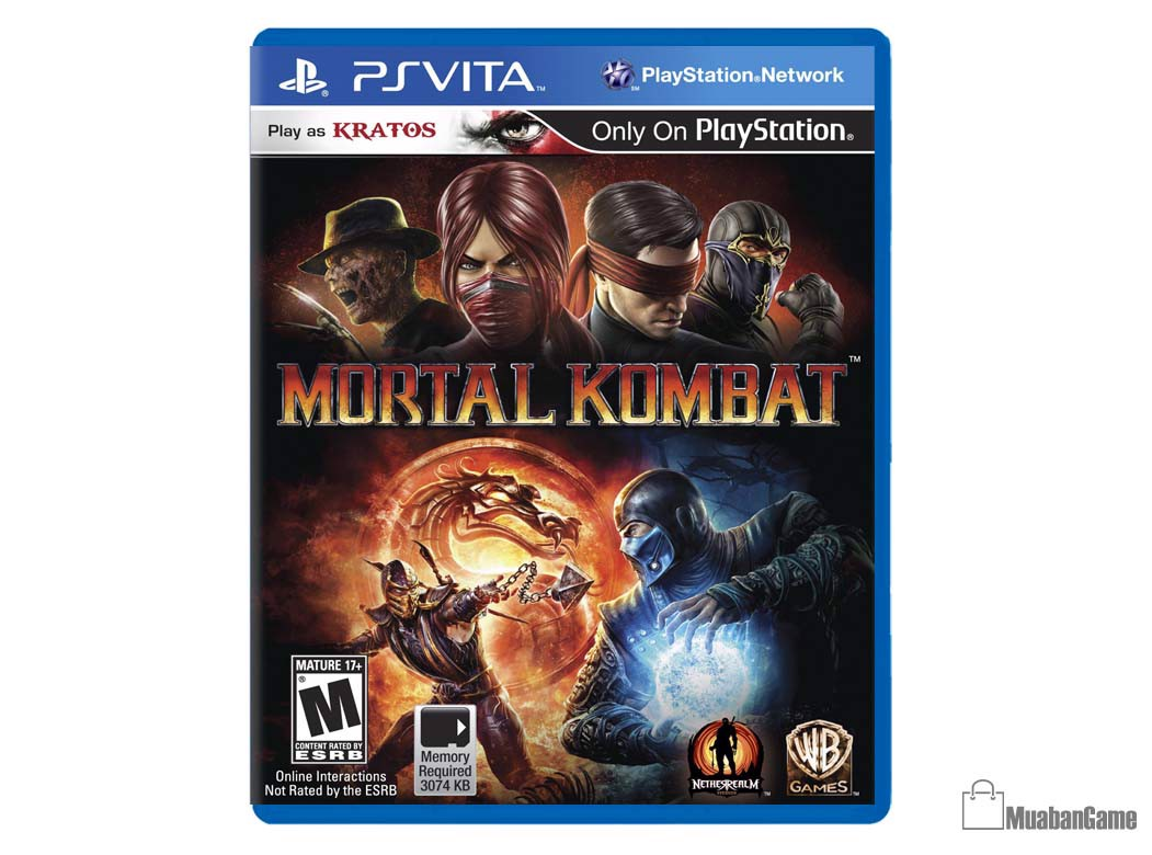 Mortal Kombat  [2ND]