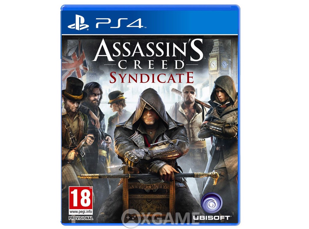 Assassins Creed Syndicate-2ND