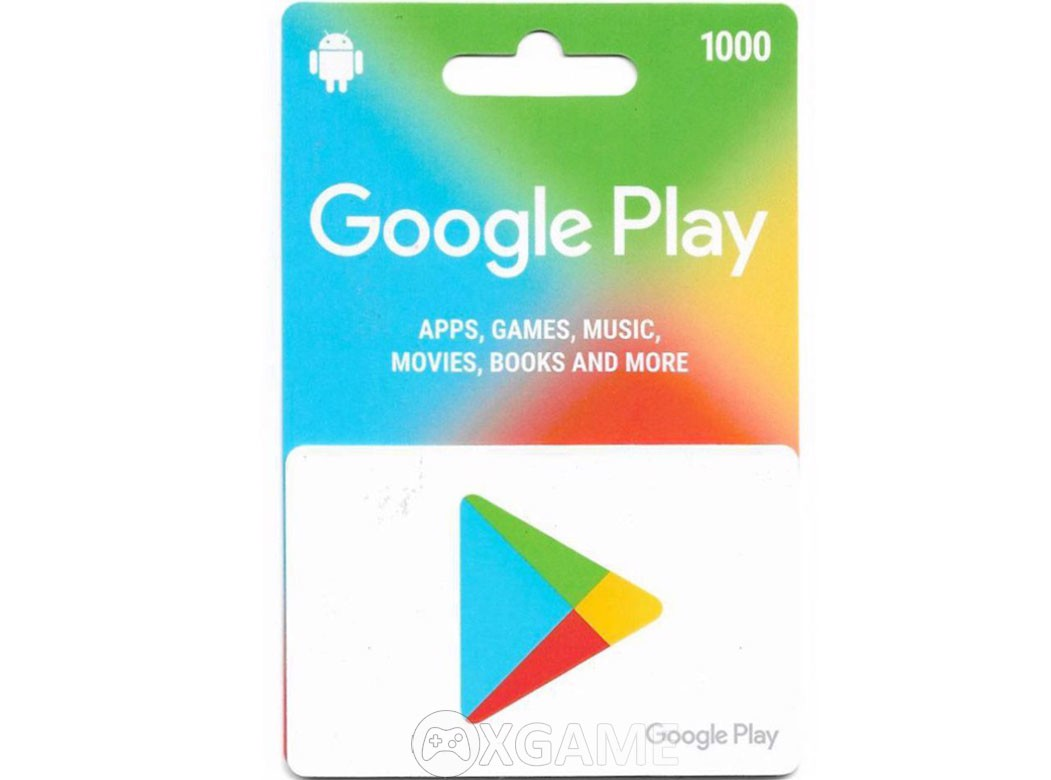 Google Play Gift Card US-$100