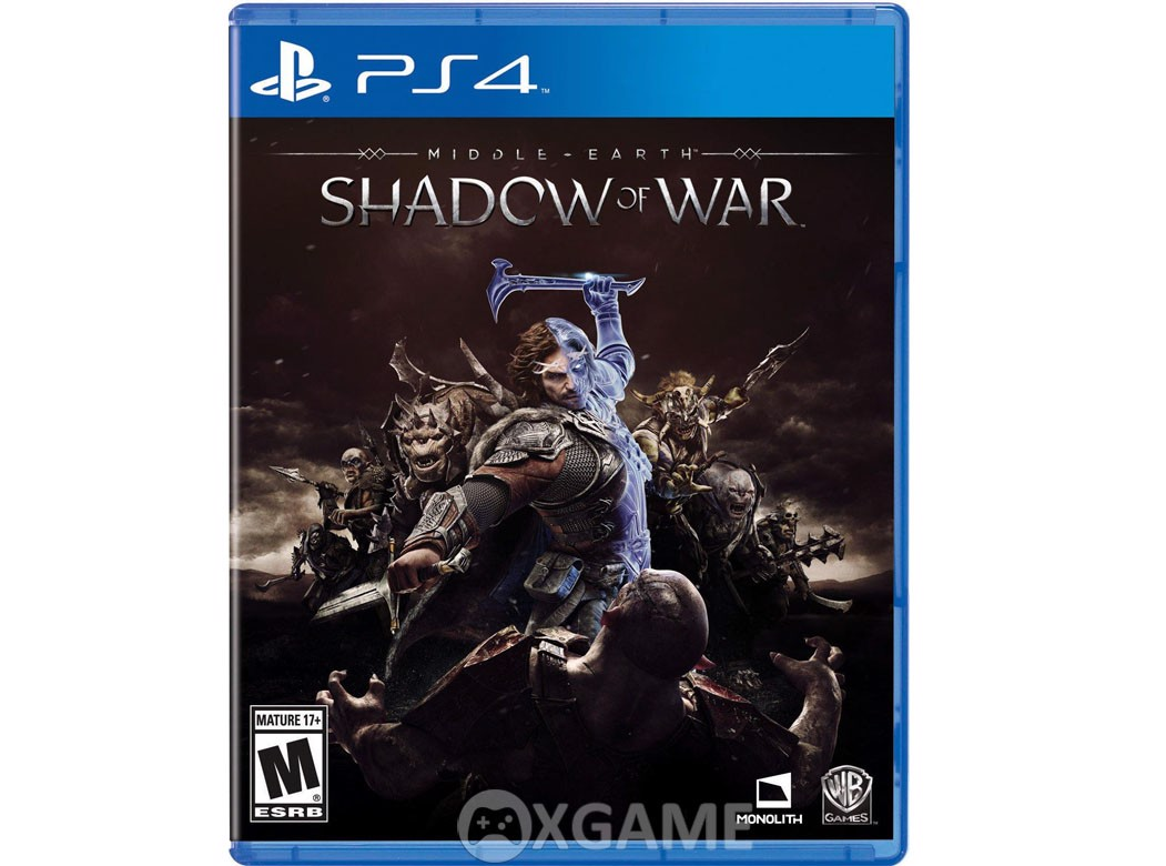 Middle-Earth: Shadow of War-2ND