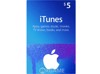 Thẻ iTunes Gift Card US-5$