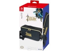 Bao HORI Carry All Bag-Zelda- Officially Licensed-Nintendo Switch