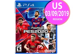 eFootball PES 2020 -US