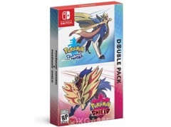 Pokemon Sword and Shield Dual Edition -US
