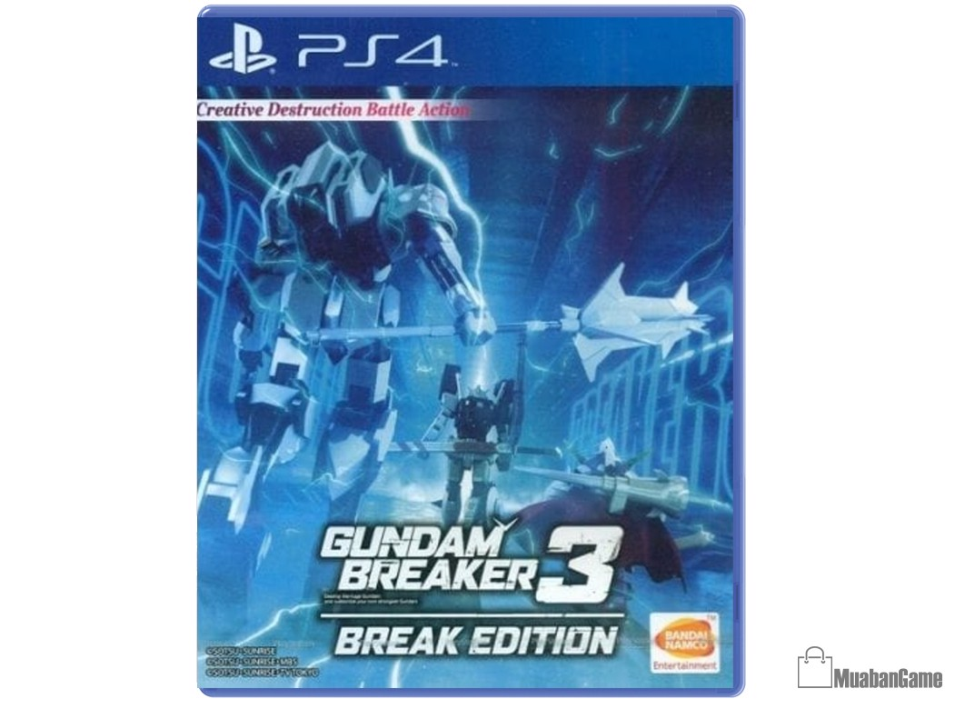 Gundam Breaker 3 [Break Edition]