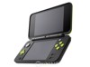 Máy New 2DS LL-Hacked 16GB-Black x Lime