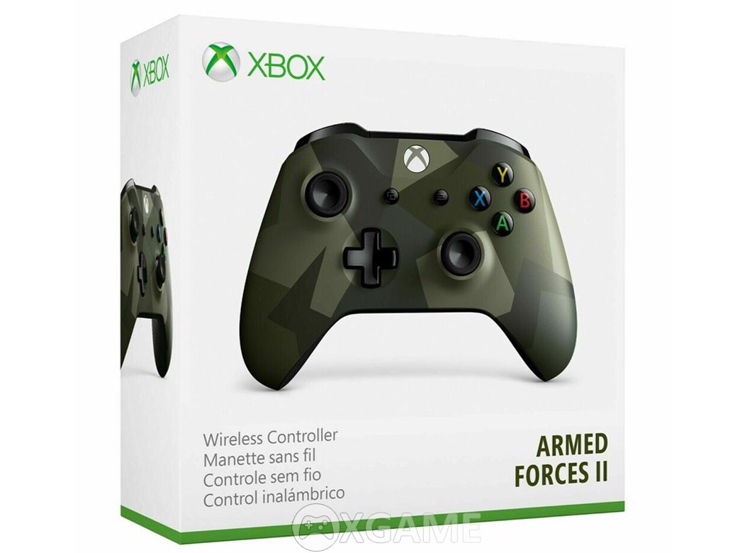 Tay Xbox One S - Armed Forces II