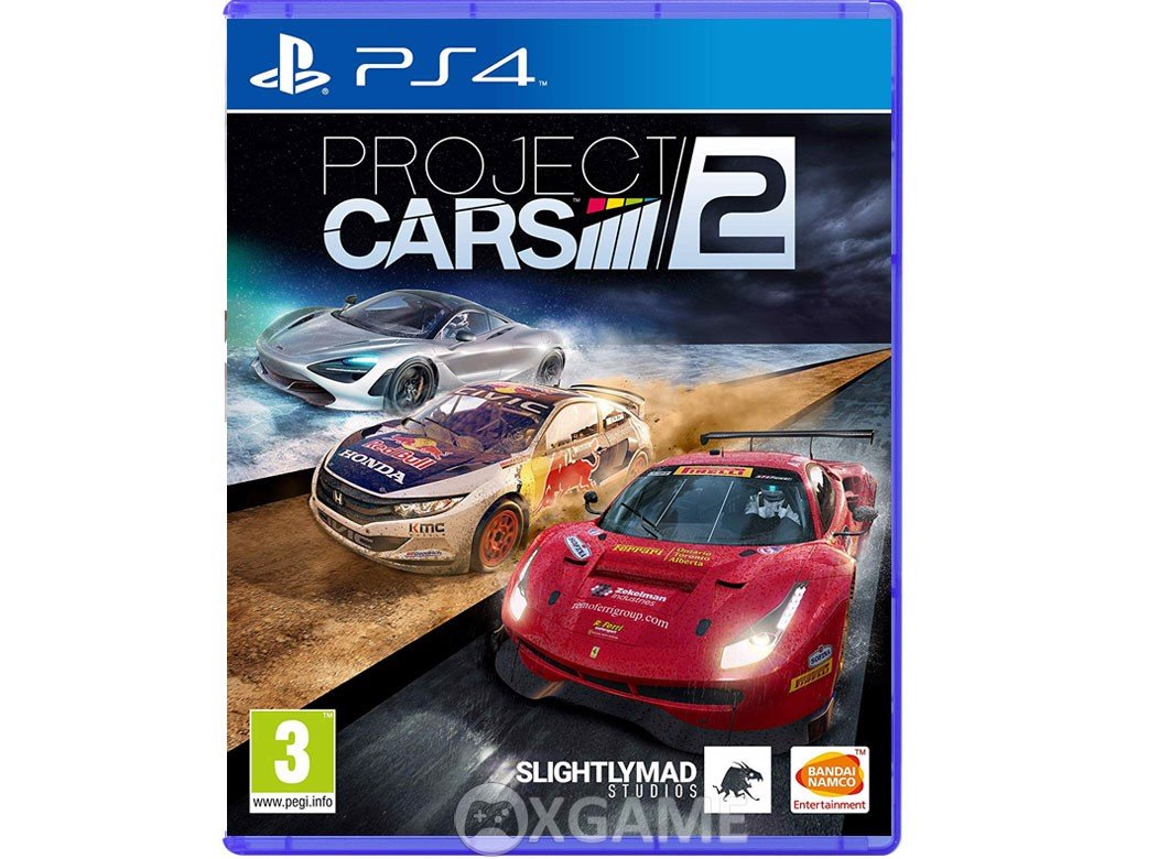 Project CARS 2-2ND