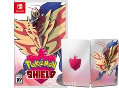 Pokémon Shield SteelCase