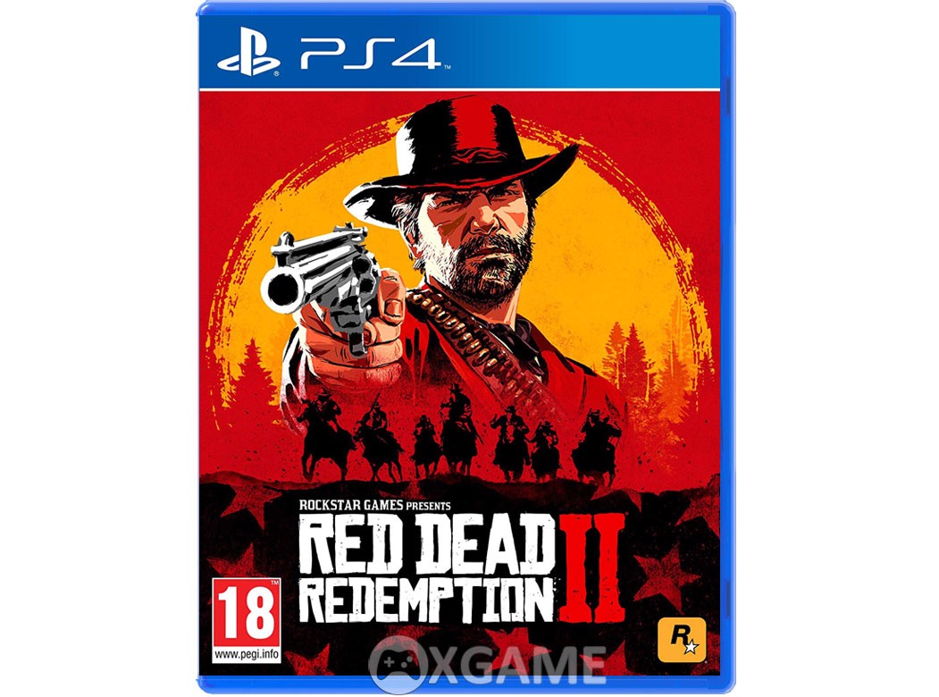 Red Dead Redemption 2 -2ND
