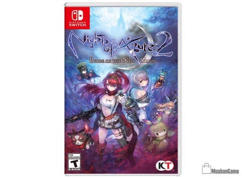 Nights of Azure 2: Bride of the New Moon -2ND
