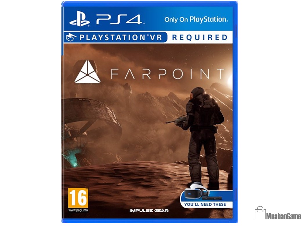Farpoint [VR PS]