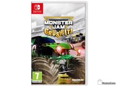 Monster Jam: Crush It!