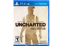 Uncharted Nathan Drake Collection 2ND
