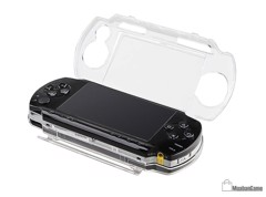 Body Crystal Case for Sony PSP