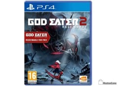 God Eater 2: Rage Burst [Day 1 Edition]