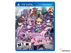 Criminal Girls: Invite Only