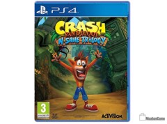 Crash Bandicoot N. Sane Trilogy [2ND]
