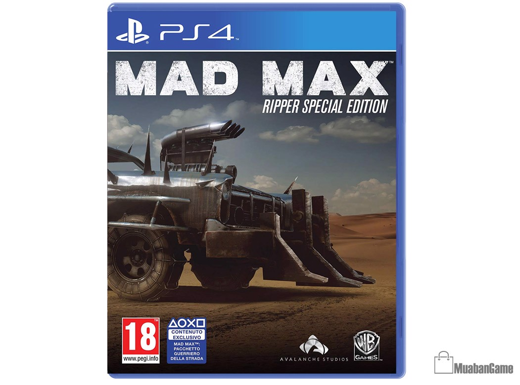 Mad Max: Ripper Special Edition
