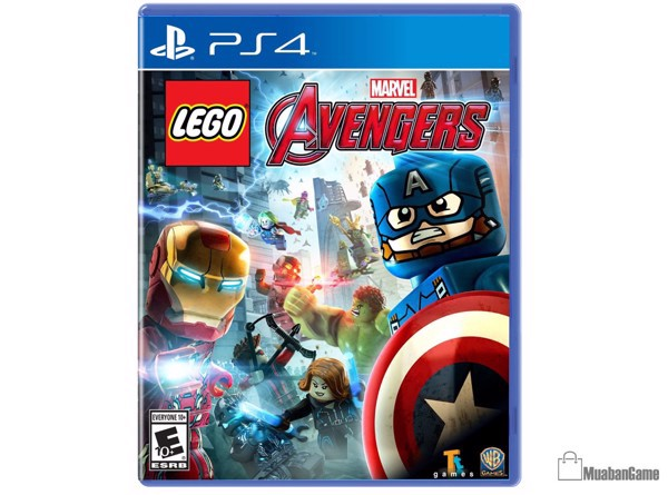Lego Marvels Avengers [2ND]