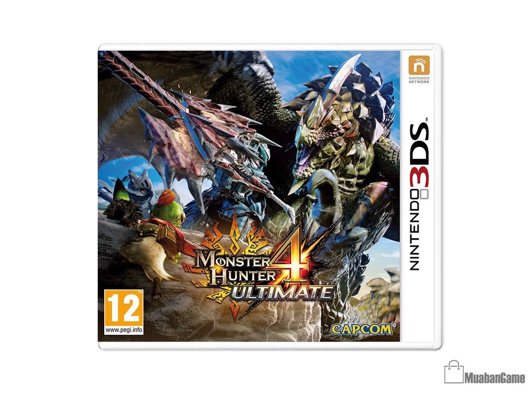 Monster Hunter 4 Ultimate [2ND]