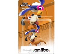 Amiibo-Super Smash Bros -Duck Hunt Duo