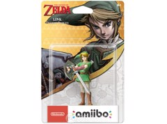 Amiibo- Link Twilight Princess