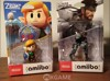 Amiibo-Super Smash Bros -Snake
