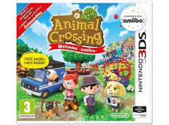 Animal Crossing New Leaf -EU/2ND