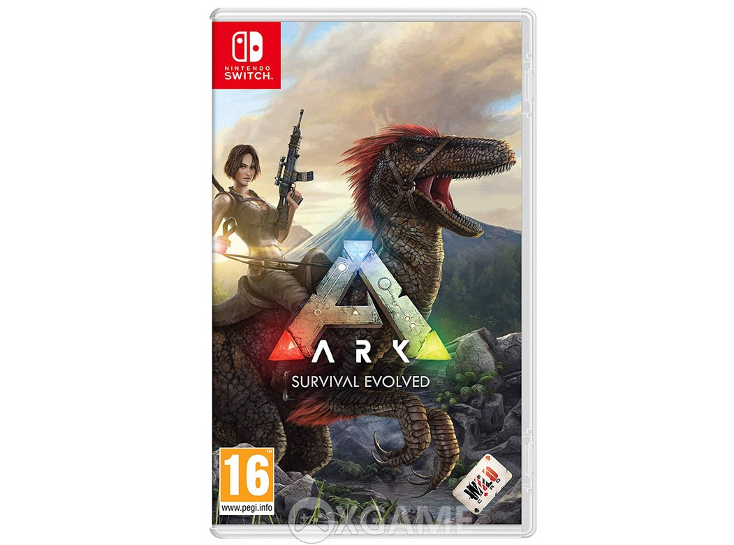 ARK: Survival Evolved [2ND]