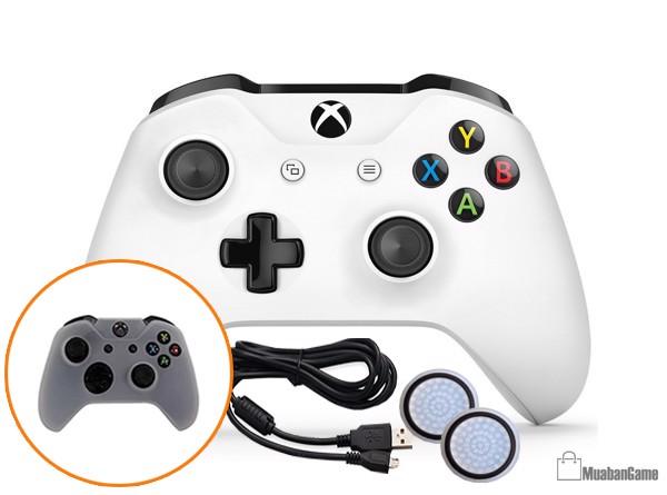 Tay Xbox One S [White] COMBO