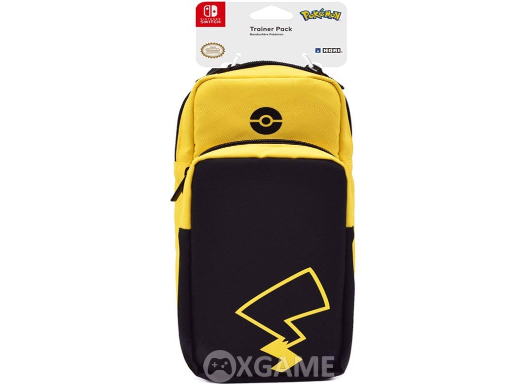 Balo HORI Pokemon Trainer Pack - Pikachu for Nintendo Switch