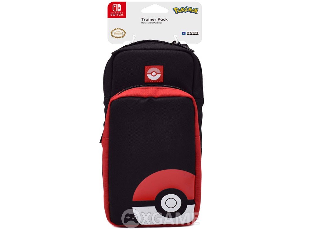 Balo HORI Pokemon Trainer Pack - Poke Ball for Nintendo Switch