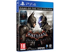 Batman: Arkham Knight-GOTY-SteelBook-2ND