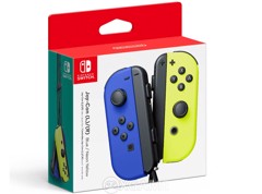 Bộ Joy-Con Controllers [Neon Blue/ Neon Yellow]