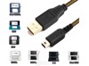 Cable USB xạc máy new 3ds - 3ds XL