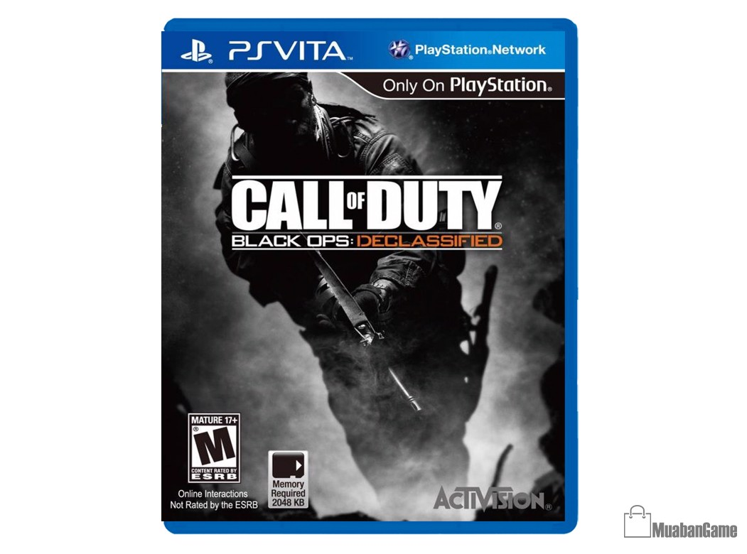 Call of Duty: Black Ops Declassified [2ND]