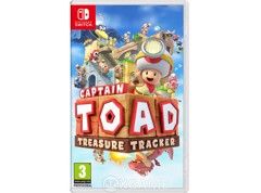 Captain Toad: Treasure Tracker -2ND