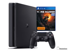 Máy PS4 Slim [Shadow of the ToXG Raider] COMBO