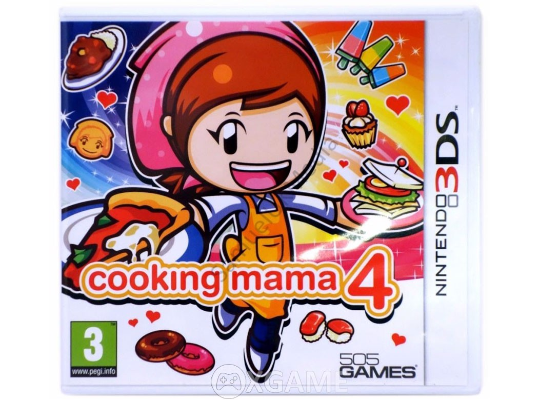 Cooking Mama 4 -EU/2ND