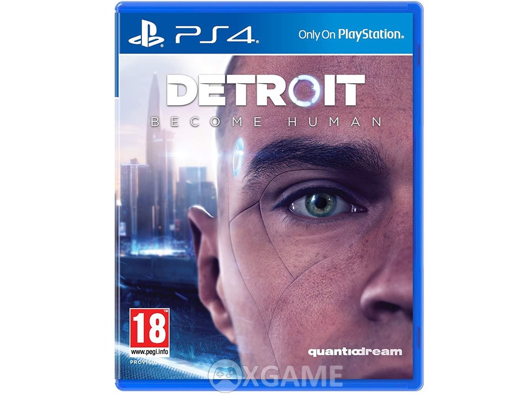 Detroit: Become Human-2ND