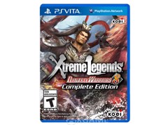 Dynasty Warriors 8: Xtreme Legends-2ND/TRAY