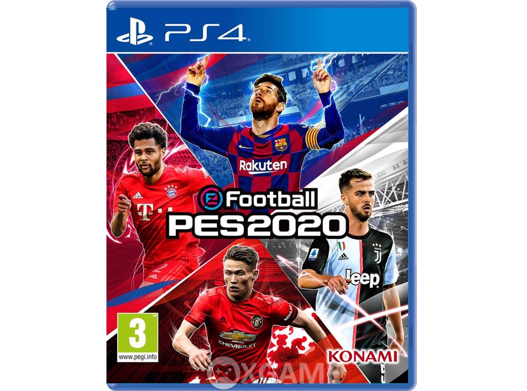 eFootball PES 2020-2ND